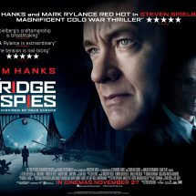 Bridge of Spies …Bridges the Gap in Good Entertainment