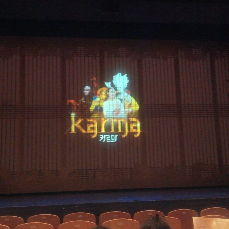 Karma, A Korean Non-Verbal Performance