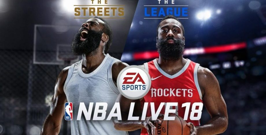NBA is Live! Boom Shaka Laka!