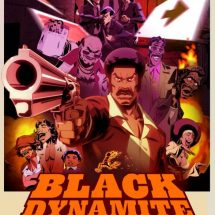 <p>Black Dynamite The Animated Series</p>