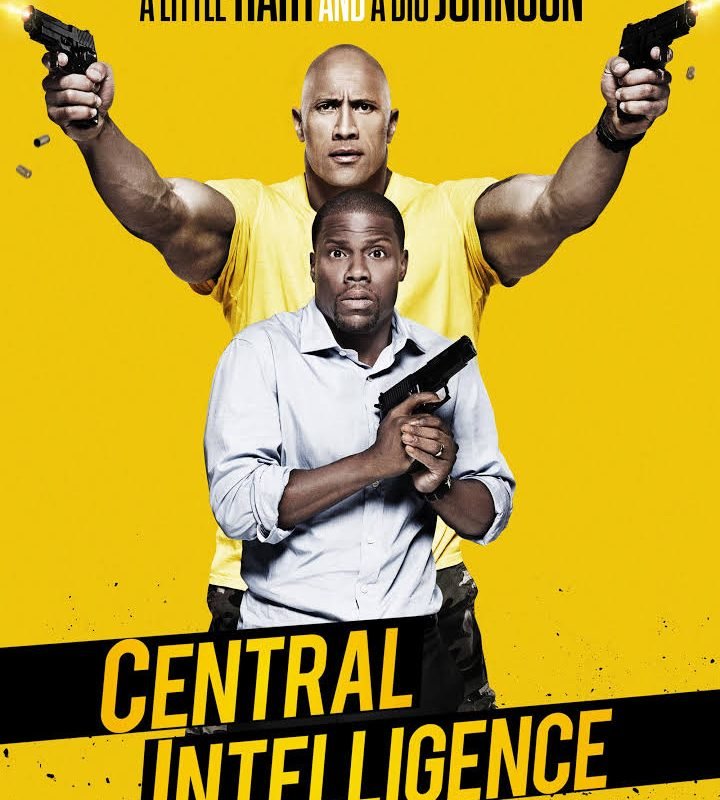 Central Intelligence – The Most Electrifying Man finally hit a Home Run