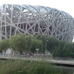 Bird's Nest at Olympic Park