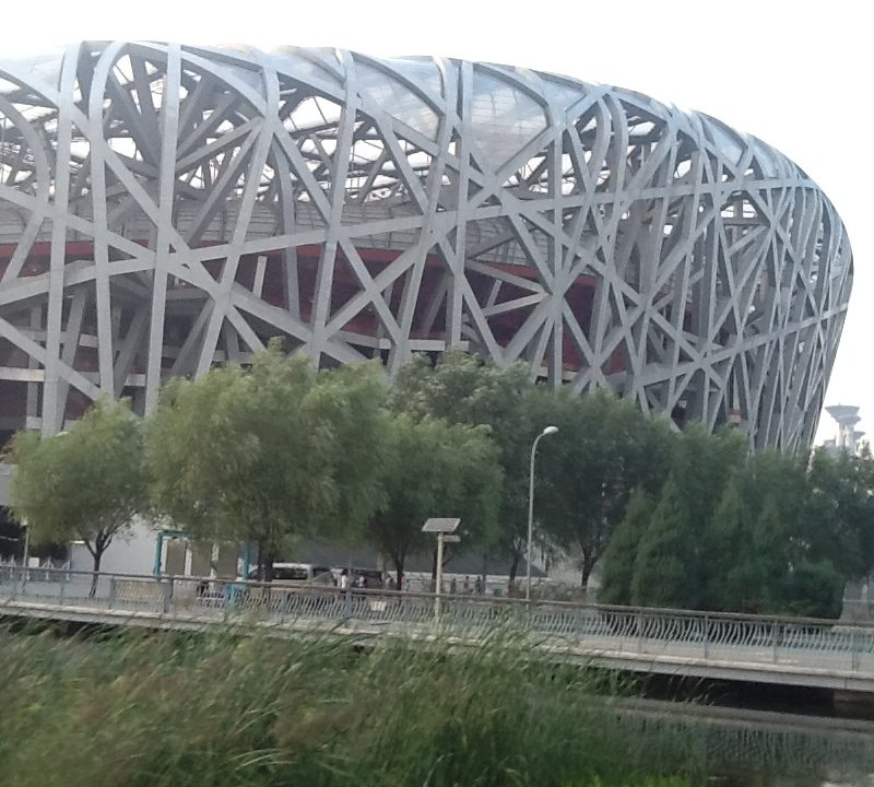 China…Everything is larger in Beijing!!!