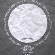 Get Set, Ready, Go – ElectRow 'n' Friends rock Hongdae