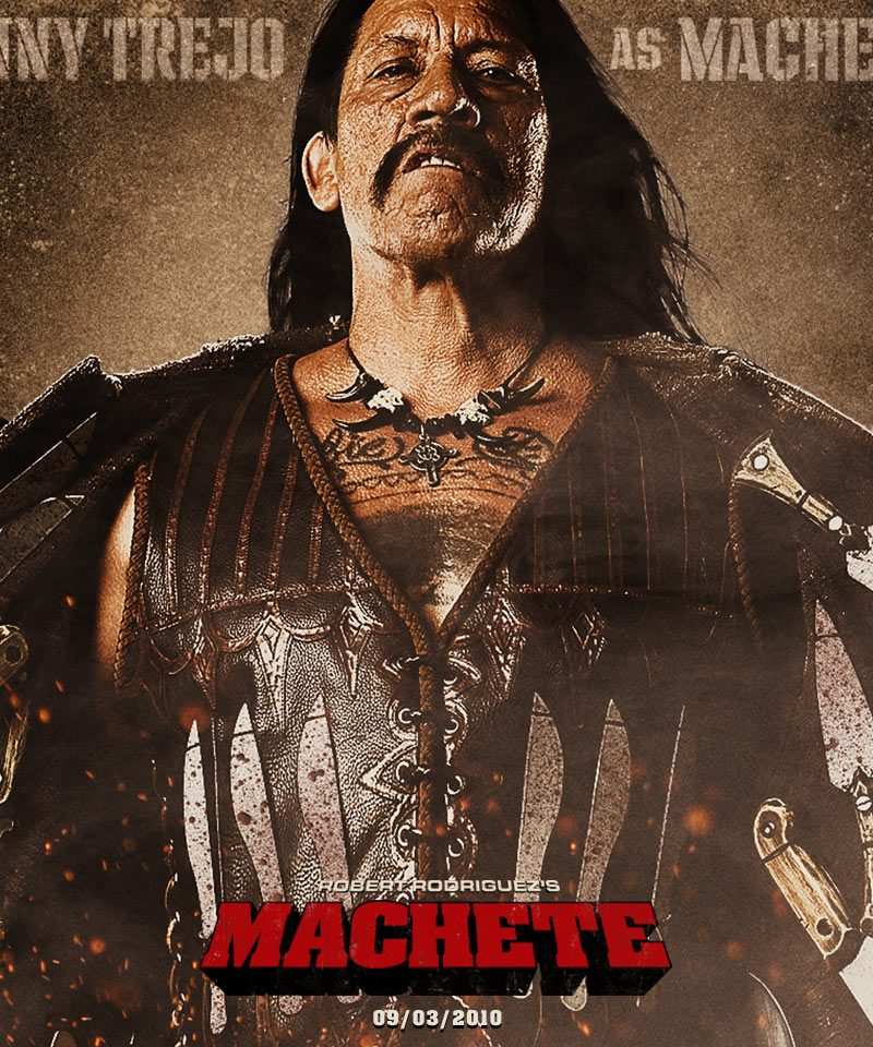 Back to the Podcast – Episode 1 – Machete