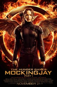 Mocking Jay Movie Poster