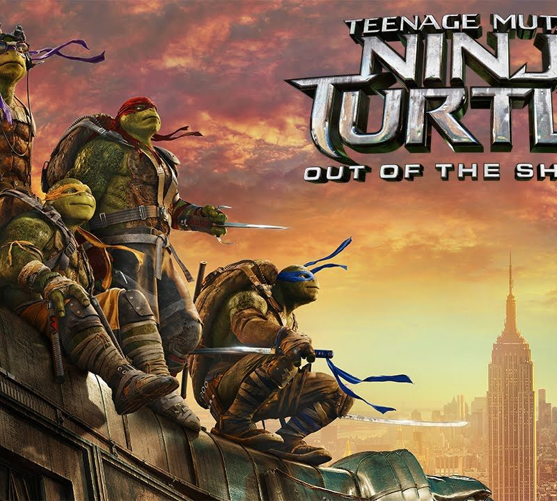 TMNT Out of the Gallows!!!