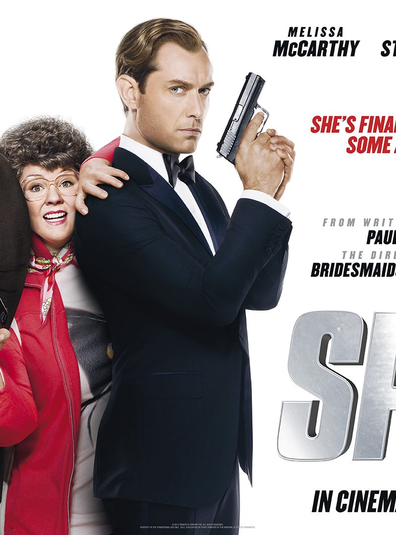 Melissa McCarthy Brings it again in…SPY!!!