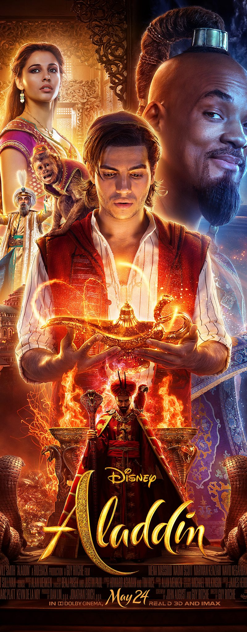 Friendly Fire-Episode 57 – Aladdin 2019 Review – Is it worth seeing another Hollywood Rehash?
