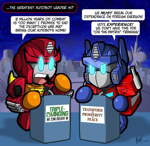 Friendly Fire – Episode 65 – Transformers & Politics